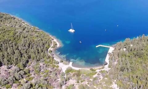Το νησί που άνηκε στον Ωνάση και δεν απέκτησε ποτέ τη φήμη του Σκορπιού (video)