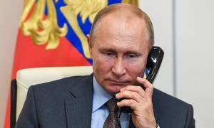 Меркель и Путин обсудили по телефону ситуацию в Белоруссии