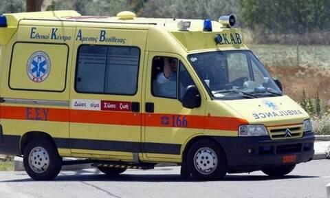 Τροχαίο δυστύχημα στα Τρίκαλα: ΙΧ έπεσε σε κολόνα της ΔΕΗ - Νεκρός ο 50χρονος οδηγός