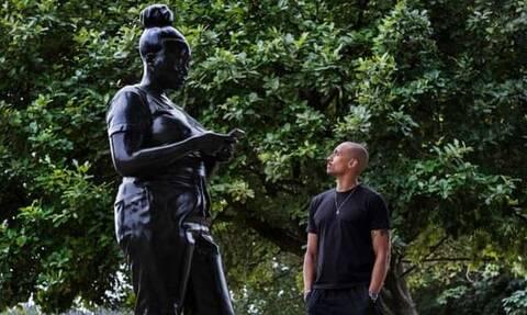 Μεγάλη Βρετανία: Μόλις το τρίτο δημόσιο άγαλμα που απεικονίζει μαύρη γυναίκα