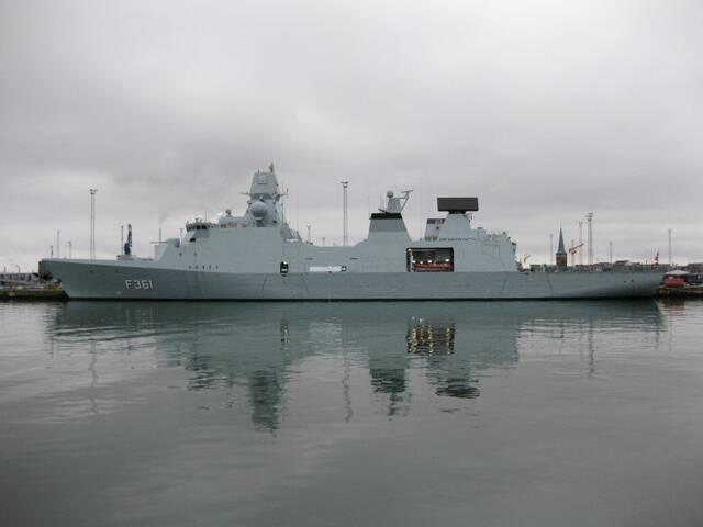 F361 Iver Huitfeldt