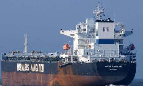 Έλληνες ο νεκρός και ο τραυματίας από τη φωτιά που ξέσπασε στο φορτηγό πλοίο στην Αραβική Θάλασσα