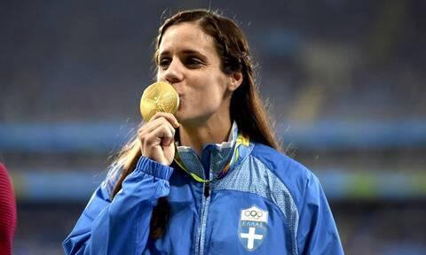 «Δεν μπορούσα να περπατήσω»: Η μεγάλη αποκάλυψη της Κατερίνας Στεφανίδη για το χρυσό στο Ρίο (photo)