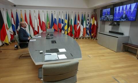 Σύνοδος Ε.Ε.: Απόλυτη στήριξη σε Ελλάδα και Κύπρο για τις τουρκικές προκλήσεις