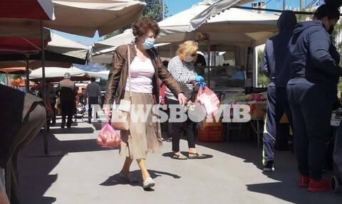 Λαϊκές αγορές: Άνοιξαν οι αιτήσεις για ενίσχυση στους παραγωγούς- Ποιοι είναι οι δικαιούχοι