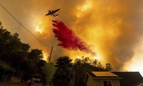 Σε κατάσταση έκτακτης ανάγκης η Καλιφόρνια: Δεκάδες φωτιές και σπίτια χωρίς ρεύμα (pics)