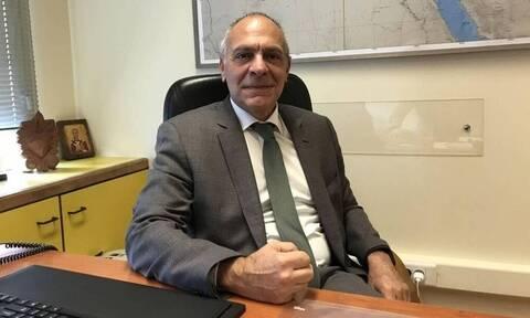 Παραιτήθηκε ο Αλέξανδρος Διακόπουλος μετά τις δηλώσεις για έρευνες του Oruc Reis στο Αιγαίο