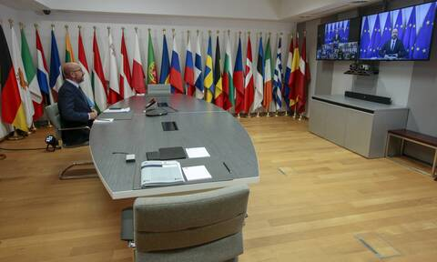 European Council chief Michel on escalating Turkish aggression in the Eastern Mediterranean