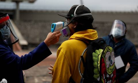 Κορονοϊός - Μεξικό: 707 νέοι θάνατοι και επιπλέον 5.792 κρούσματα σε 24 ώρες