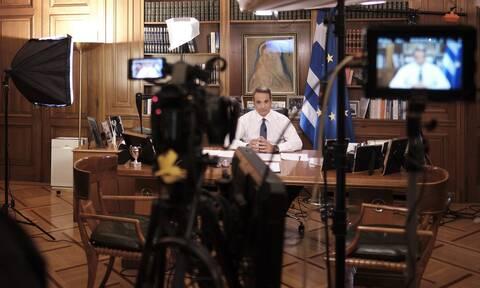 Μητσοτάκης: Μηνύματα σε Ευρώπη και Τουρκία - Τι είπε σε Σύνοδο Κορυφής και CNN