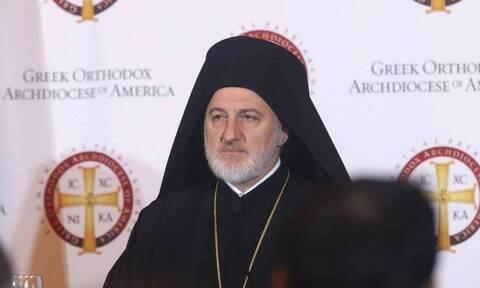 ΗΠΑ - Προσευχή Αρχιεπισκόπου Ελπιδοφόρου: Να πολεμήσουμε ενάντια στην αδικία και το μίσος