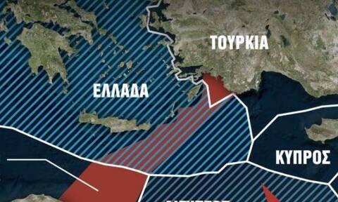 Αποκάλυψη Newsbomb.gr: Πόσο κοντά είναι Ελλάδα και Κύπρος στην οριοθέτηση ΑΟΖ