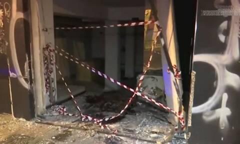 Απίστευτο τροχαίο στην Αθήνα: Πακιστανός ισοπέδωσε κατάστημα στην Ακαδημίας
