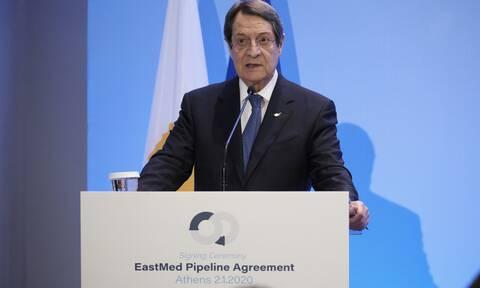 Anastasiades, Dendias meeting: Greece, Cyprus common line