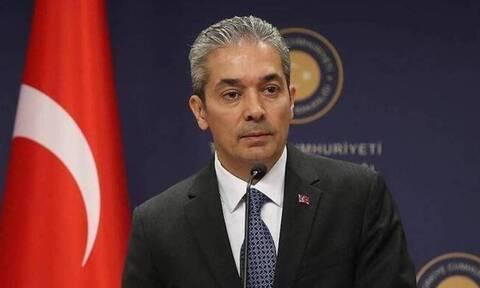 Τουρκικό ΥΠΕΞ: «Αιχμάλωτη» Ελλάδας και Κύπρου η Ε.Ε.