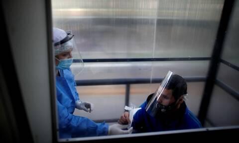 Αργεντινή: Ρεκόρ κρουσμάτων μόλυνσης από τον κορονοϊό σε 24 ώρες
