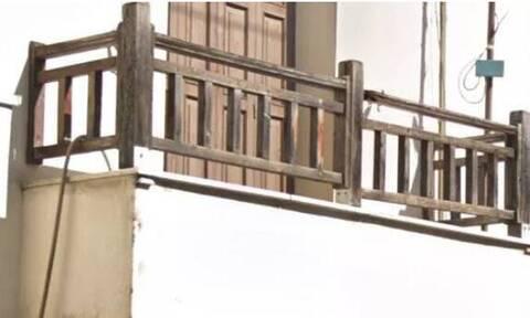 Σοκ στον Βόλο: 6χρονος κρεμόταν από μπαλκόνι σπιτιού