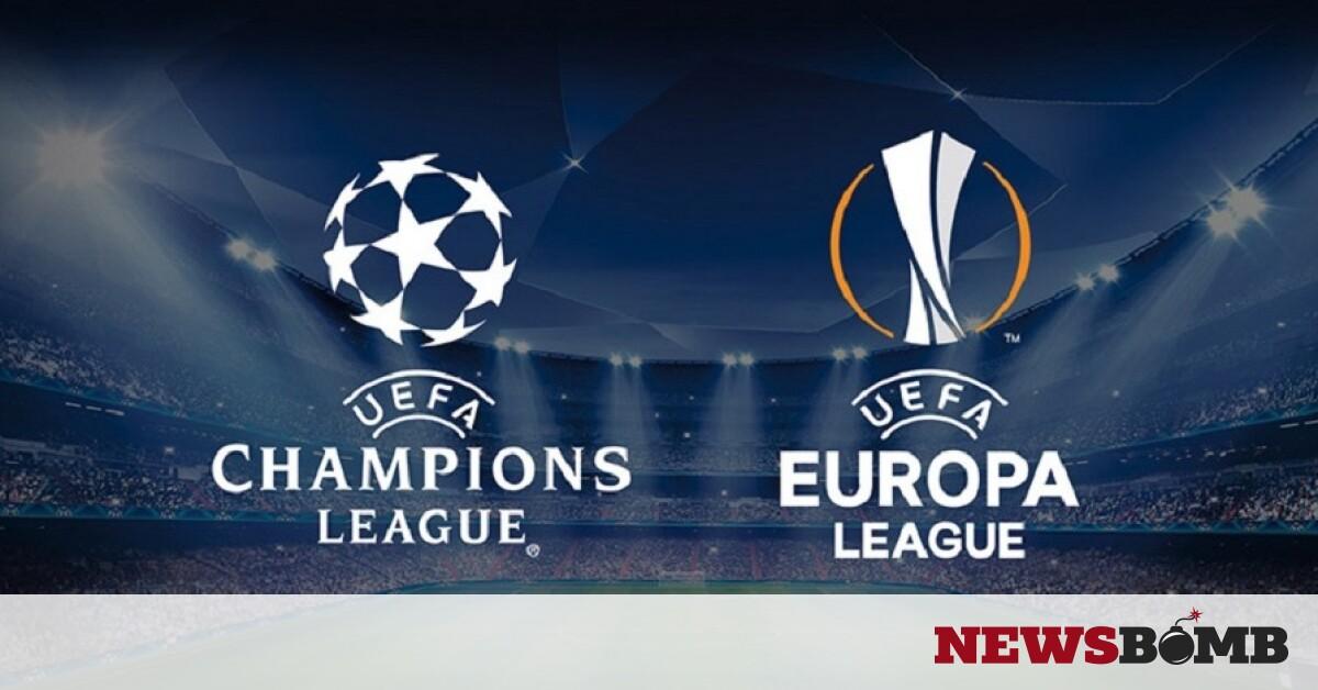 facebookChampions League Europa League
