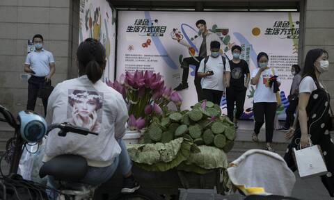 Κορoνοϊός - Κίνα: Τέλος οι μάσκες σε εξωτερικούς χώρους στο Πεκίνο