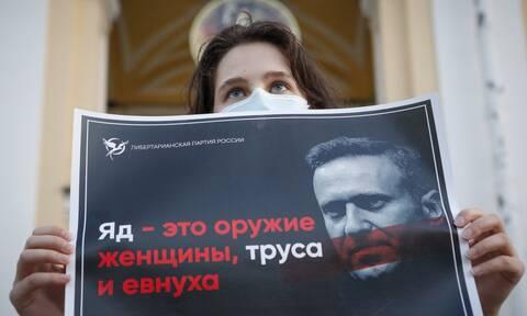 Δηλητηρίαση Ναβάλνι: Αυτή είναι η διάγνωση των γιατρών για τον αντίπαλο του Πούτιν