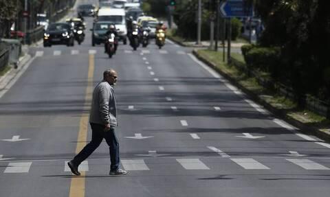 Παράταση του περιορισμού της κυκλοφορίας οχημάτων στο κέντρο της Αθήνας - Δείτε μέχρι πότε