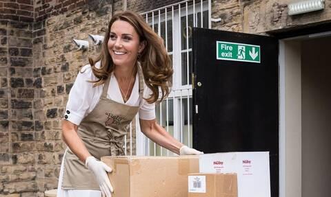 Να τι τρώει και δεν παχαίνει η Kate Middleton