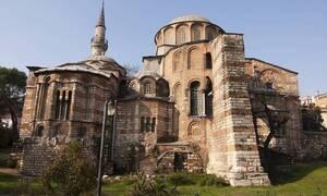 Турция предоставила статус мечети стамбульской церкви Христа Спасителя в Полях