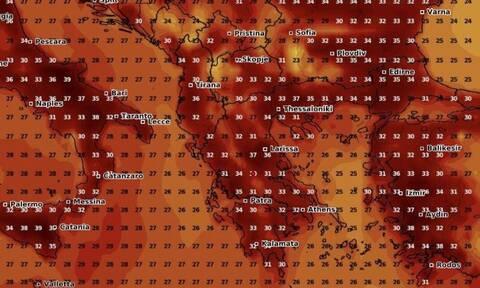 Καιρός: Ζεστός μέχρι και το τέλος Αυγούστου! Η εξέλιξη μέρα - μέρα (photos)