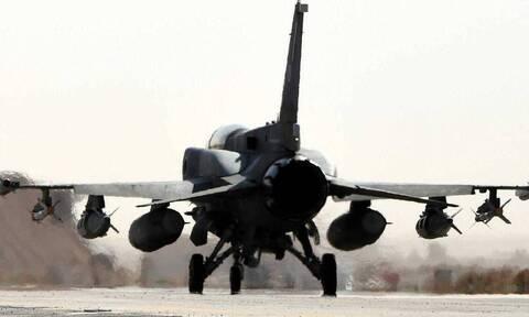 Κίνηση - μήνυμα στην Τουρκία: Στη Σούδα F-16 των Εμιράτων για κοινές ασκήσεις με την Ελλάδα