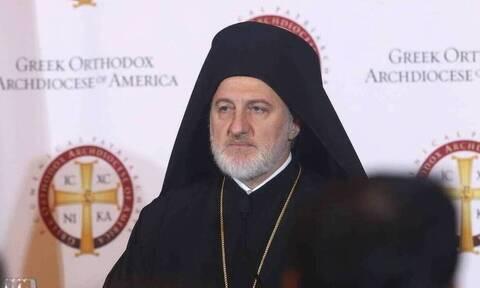 Αρχιεπίσκοπος Αμερικής Ελπιδοφόρος: Ως πότε η Τουρκία θα αγνοεί τη διεθνή κοινότητα