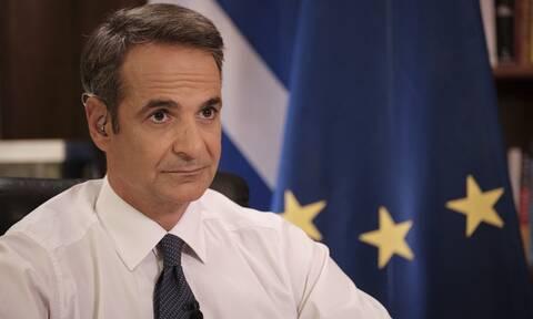 Κορονοϊός: Νέα μέτρα οικονομικής ενίσχυσης ανακοινώνει ο Κυριάκος Μητσοτάκης