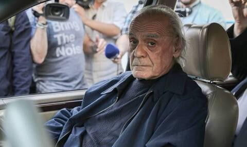 Ακης Τσοχατζόπουλος: Πήρε εξιτήριο από το νοσοκομείο - Το τάμα στον Άγιο Γεράσιμο