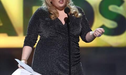 Η πασίγνωστη ξανθιά ηθοποιός φωτογραφίζεται μετά την απώλεια των 18 κιλών