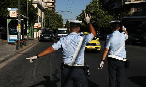 Προσοχή στο κέντρο της Αθήνας! Σε ποιους δρόμους θα διακοπεί η κυκλοφορία