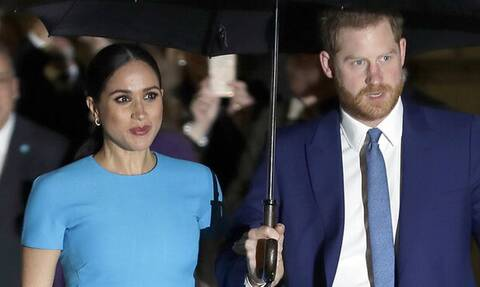 H Meghan Markle έκανε ένα περίεργο και αστείο δώρο στον πρίγκιπα William