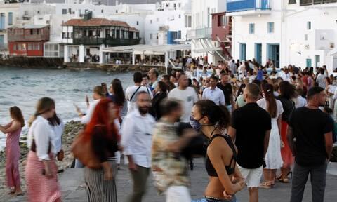 Κορονοϊός: Έκτακτα μέτρα σε 20 περιοχές της Ελλάδας - Οι απαγορεύσεις και τα πρόστιμα