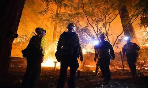 Καλιφόρνια: Μαίνονται οι πυρκαγιές - Oι μετεωρολόγοι προειδοποιούν για επιδείνωση των συνθηκών