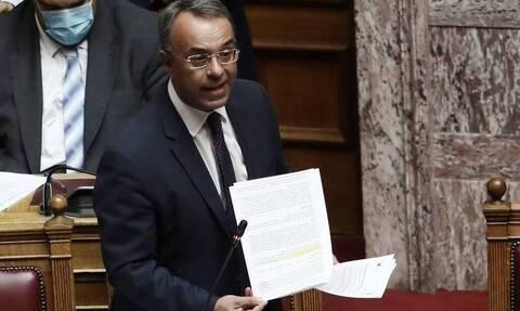 Κορονοϊός - Σταϊκούρας: «Θα επεκτείνουμε τα μέτρα στήριξης στους κλάδους που πλήττονται»