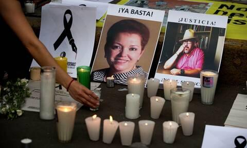 Μεξικό: 50 χρόνια κάθειρξη για τη δολοφονία της δημοσιογράφου Μιροσλάβα Μπριτς