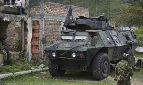 Κολομβία: 33 νεκροί σε 11 ημέρες σε σφαγές για τις οποίες κατηγορούνται ένοπλες οργανώσεις