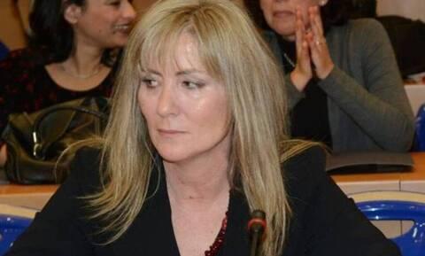 Ελένη Τουλουπάκη: Διέρρηξαν το σπίτι της - Έκαναν άνω κάτω το γραφείο της