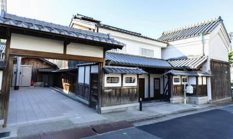 Ένα ξύλινο κάστρο Σαμουράι στην Ιαπωνία μετατράπηκε σε ξενοδοχείο