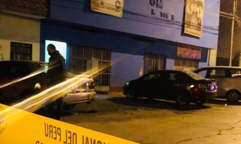 Τραγωδία στο Περού: Τουλάχιστον 13 άνθρωποι ποδοπατήθηκαν μέχρι θανάτου σε ντισκοτέκ