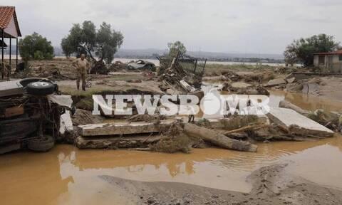 Πλημμύρες Εύβοια: Έως 30 Σεπτεμβρίου οι αιτήσεις - Πόσα χρήματα θα πάρουν οι πληγέντες