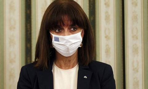 Κορονοϊός: Έκκληση Σακελλαροπούλου για τις ψευδείς ειδήσεις και τη δημόσια υγεία