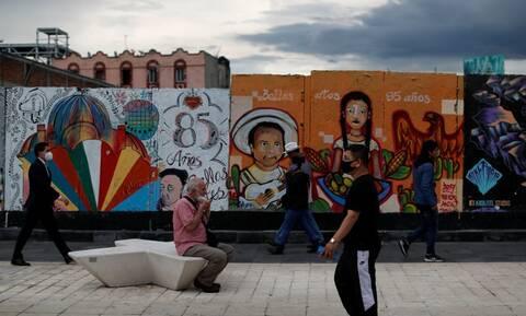 Κορονοϊός - Μεξικό: 226 θάνατοι και επιπλέον 3.948 κρούσματα το τελευταίο 24ωρο