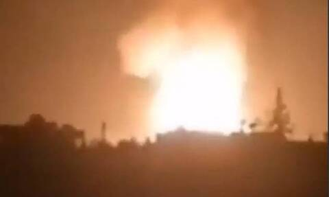 Συρία Μπλακ άουτ σε όλη τη χώρα λόγω έκρηξης σε αγωγό μεταφοράς φυσικού αερίου