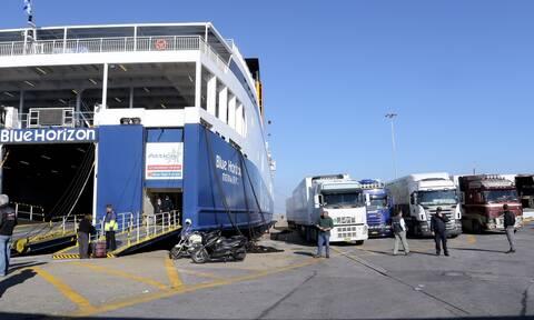 Έκρηξη σε πλοίο στο λιμάνι του Ηρακλείου με τέσσερις τραυματίες