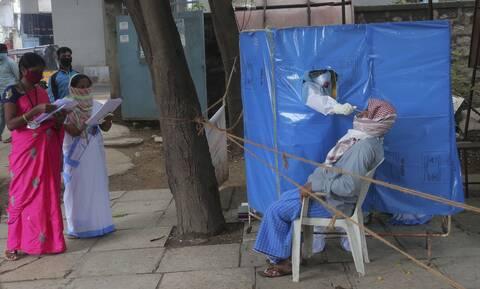 Κορoνοϊός - Ινδία: Πάνω από 3 εκατ. κρούσματα - Στους 57.542 οι νεκροί