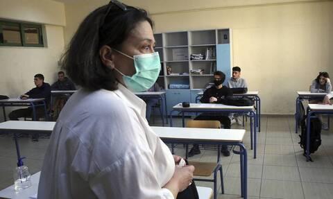 Κορονοϊός: Υπεγράφη η απόφαση για μάσκες σε μαθητές και εκπαιδευτικούς